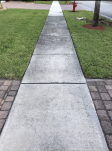 Sidewalk Cleaning West Palm Beach