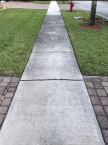 Sidewalk Cleaning West Palm Beach