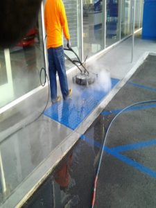 commercial pressure washing west palm beach