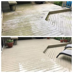 pressure washing wellington