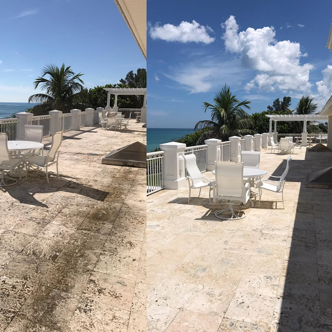 pressure washing Hobe Sound