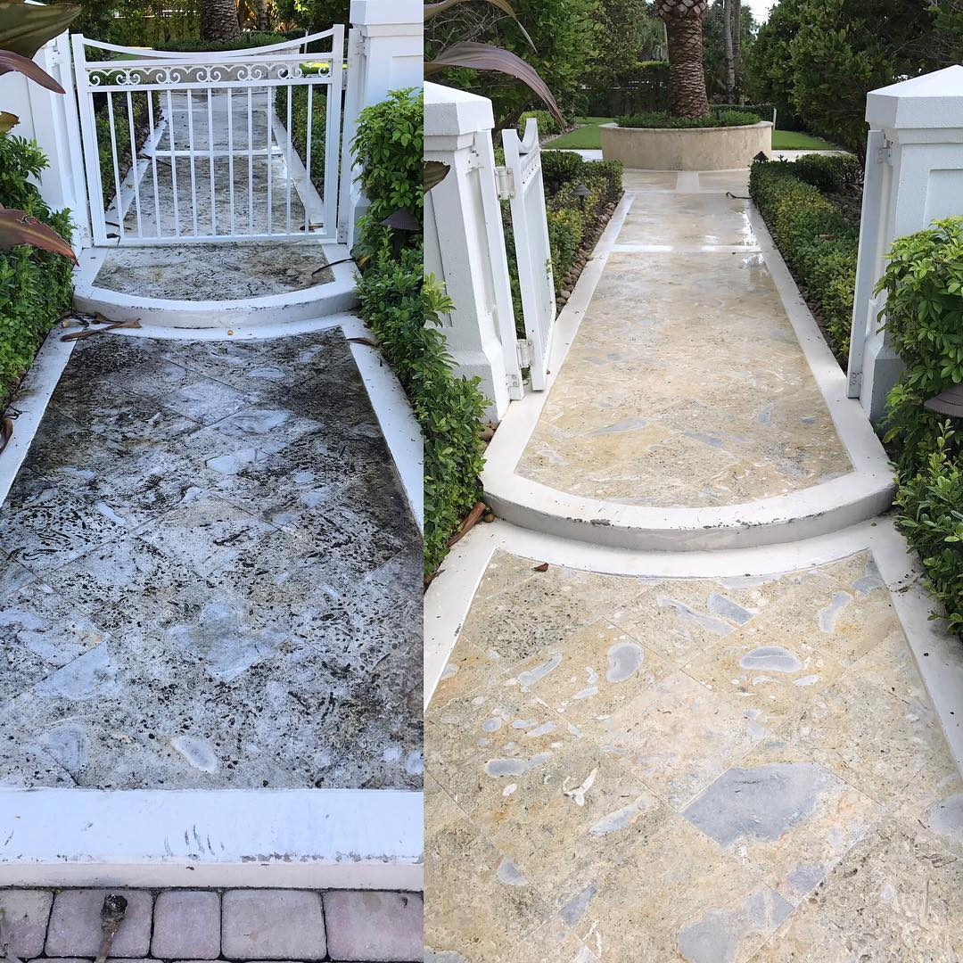 pressure washing Jensen Beach